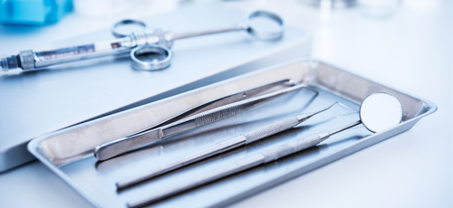 Equipment at dentistry to provide the best dental treatment